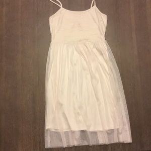 tulle and lace dress *donating 12/31